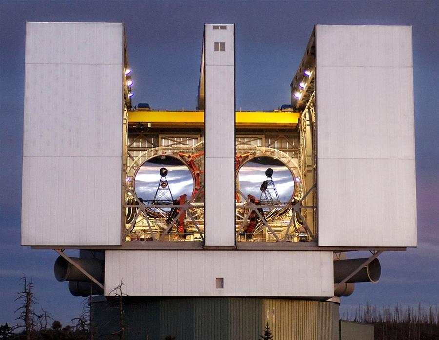 超巨大天体望遠鏡の時代:Metamo...